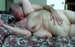 Very Old Bbw Granny Fucking With Pervert Husband On Bed