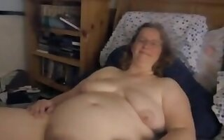 fingering herself for husband