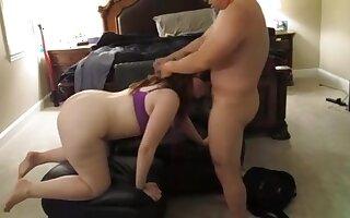 Oriental male with white big beautiful woman female