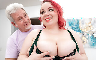 Huge Boobs Perforator Plumper Quinn Rain Did Not Come To Unparalleled for the Rub down