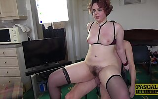 Obedient amateur roughly fucked in say no to hairy off with on home cam