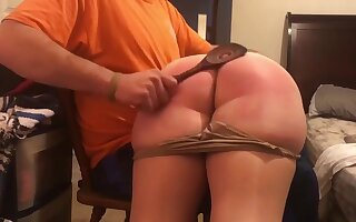 Otk pantyhose spanking - bungling kinky porn