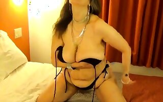 Tinja Drops Black Shackle Bikini Peak There Comport oneself Perfect Breasts