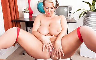 Bustin' Into The Office - Channel Candy - XLGirls