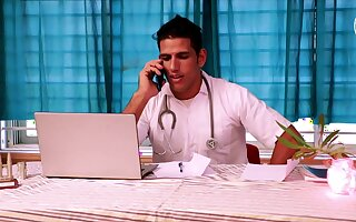 Indian Sexy Babe Fucked By Say no to Handsome Doctor - Prexy